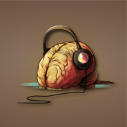 brain headphones