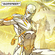 godspeed flash