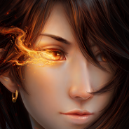 cinder fall fan art