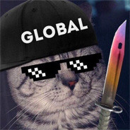 global domination cat