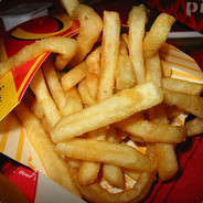 mc donalds fries