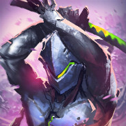 genji from overwatch