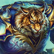 fantasy tiger warrior