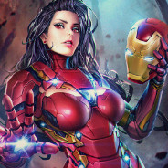 female iron man